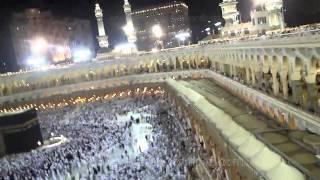 Download Makkah Azan ( Ali Ahmed Mullah ) live Recording Video