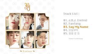 Download [FULL Album] JBJ - FANTASY - The 1st Mini Album Video