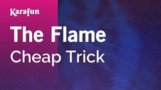 Download Karaoke The Flame - Cheap Trick * Video