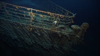 Download NOAA Titanic Expedition 2004: Breathtaking Wreck Footage Video
