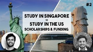 Download Singapore VS US | Scholarships and Funding Opportunities #2 Video