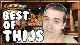 Download Best of Thijs - Hearthstone Funny Highlights (2016) Video