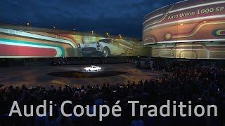 Download Audi A5 World Premiere - Coupé Tradition Video
