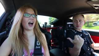 Download FORD Sales Girl REACTION in 900hp Shelby GT500 Video