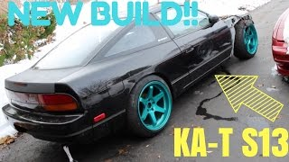 Download Introducing The New KA-T BUILD | 1992 240SX Video