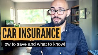 Download How to save on car insurance & What to know! Video