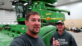 Download We Added 100 Horsepower to our John Deere Combine!! Video