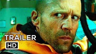 Download THE MEG Official Trailer (2018) Jason Statham Shark Horror Movie HD Video