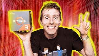 Download AMD RYZEN 3 REVIEW - Should you buy one? Video