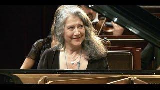 Download シューマン「ピアノ協奏曲」 イ短調 (マルタ・アルゲリッチ) Video