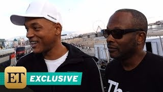 Download EXCLUSIVE: Will Smith and DJ Jazzy Jeff Reunite! How LL Cool J Got Them Back Together Onstage Video