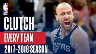 Download Best Clutch Play From Every Team | 2018 NBA Season Video