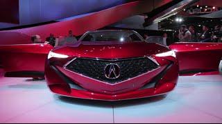 Download Acura Precision Concept - 2016 Detroit Auto Show Video