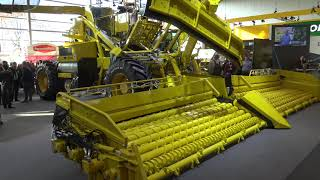 Download AGRITECHNICA 2019 ROPA TIGER 6 s Video
