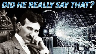 Download Nikola Tesla Greatest Secret EXPOSED 2017 The One Thing He Said That NOBODY Mentions Video