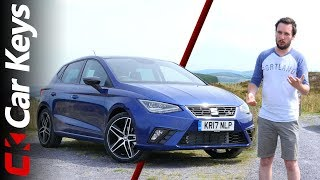 Download 2017 SEAT Ibiza FR Review – The Best Small Car In Europe? – Car Keys Video