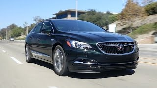 Download 2017 Buick Lacrosse - Review and Road Test Video