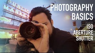 Download Photography Tutorial: ISO, Aperture, Shutter Speed Video
