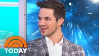 Download Matt Lanter Talks 'Timeless,' Introduces His Wife To KLG, Hoda   TODAY Video