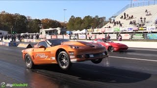 Download Corvette DEEP in the 6s - Quickest and Fastest IRS Car Ever Video