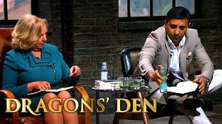 Download Dragons Struggle To Open Matcha Tea | Dragons' Den Video