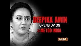 Download TV actress Deepika Amin accuses Alok Nath of sexual misconduct Video