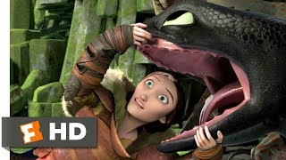 Download How to Train Your Dragon 2 (2014) - The Land Of Dragons Scene (4/10) | Movieclips Video