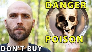 Download WARNING! These Are POISON - Do Not BUY THESE For Your Survival or Preparedness Groups Video
