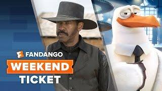 Download The Magnificent Seven, Storks, Queen of Katwe | Weekend Ticket Video
