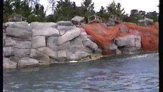 Download 1990 Universal Studios Florida - The ORIGINAL JAWS RIDE Training Video! Video