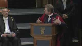 Download Jon Culshaw - Honorary Degree - University of Leicester Video