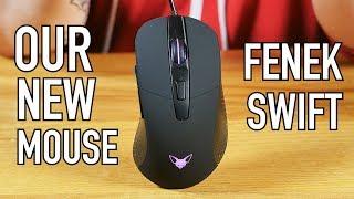 Download Our New Mouse | Fenek Swift PWM 3360 Sensor Video