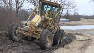 Download Flat Bottom Ditch - Motor Grader Video