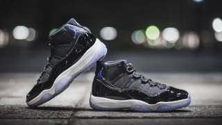 Download Review & On-Feet: Air Jordan 11 Retro ″Space Jam″ Video