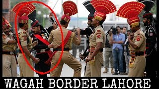 Download wagah border lahore fight scene Video