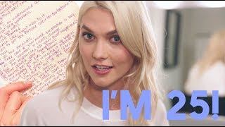 Download 25 Things I've Learned in 25 Years | Karlie Kloss Video