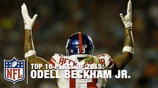 Download Top 10 Odell Beckham Jr. Highlights of 2015 | NFL Video