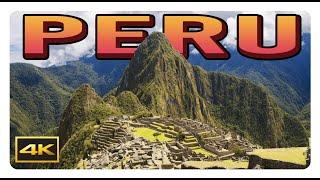 Download [4K] Machu Picchu - Peru - Cinematic | [UHD] [Ultra HD] [2160p] Video