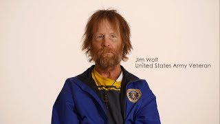 Download Homeless Veteran Timelapse Transformation Video