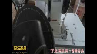 Download Extra Heavy Cylinder Bed Sewing Machine (For Sole Stitch) TX-205 Video