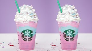 Download DIY Starbucks Unicorn Frappuccino | Eat the Trend Video