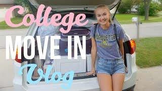 Download COLLEGE MOVE IN VLOG 2017 | Marquette University Video