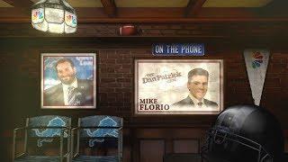 Download PFT's Mike Florio Talks Matt Patricia & More w/Chris Mannix   The Dan Patrick Show   5/10/18 Video