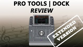 Download Avid Pro Tools Dock Review [Extended Version] Video