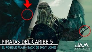 Download EL POSIBLE FLASH-BACK DE DAVY JONES | PIRATAS DEL CARIBE 5: LA VENGANZA DE SALAZAR | JAM REVIEWS Video