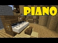 Download How To Make PIANO | Minecraft PE (Pocket Edition) MCPE Video