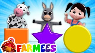 Download Shapes Song for Kids | Preschool Learning Videos & Rhymes for Kids Video