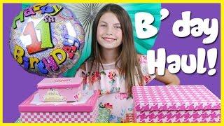 Download Charli & Ashlee's Birthday Haul video! Charli's Crafty Kitchen kids opening presents! Video