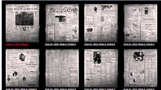 Download newspapers on microfilm part 2 Video