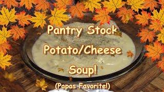 Download Pantry Stock PotatoCheese Soup 2018 Video
